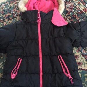 3T Carter's winter coat.